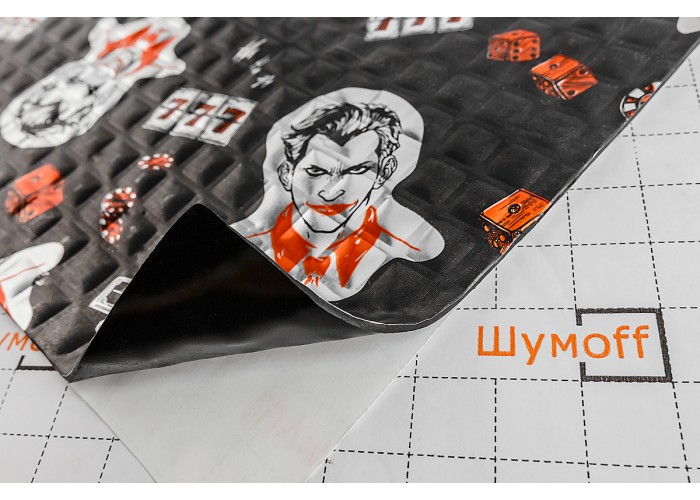 картинка Шумoff Black Joker от Шумоff